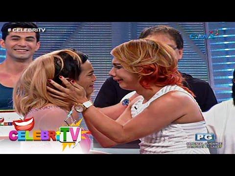 CelebriTV: Boobay at Donita Nose, mainit ang bakbakan!