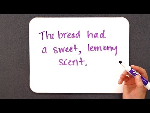How to Use Commas in a Series of Items | Grammar Lessons