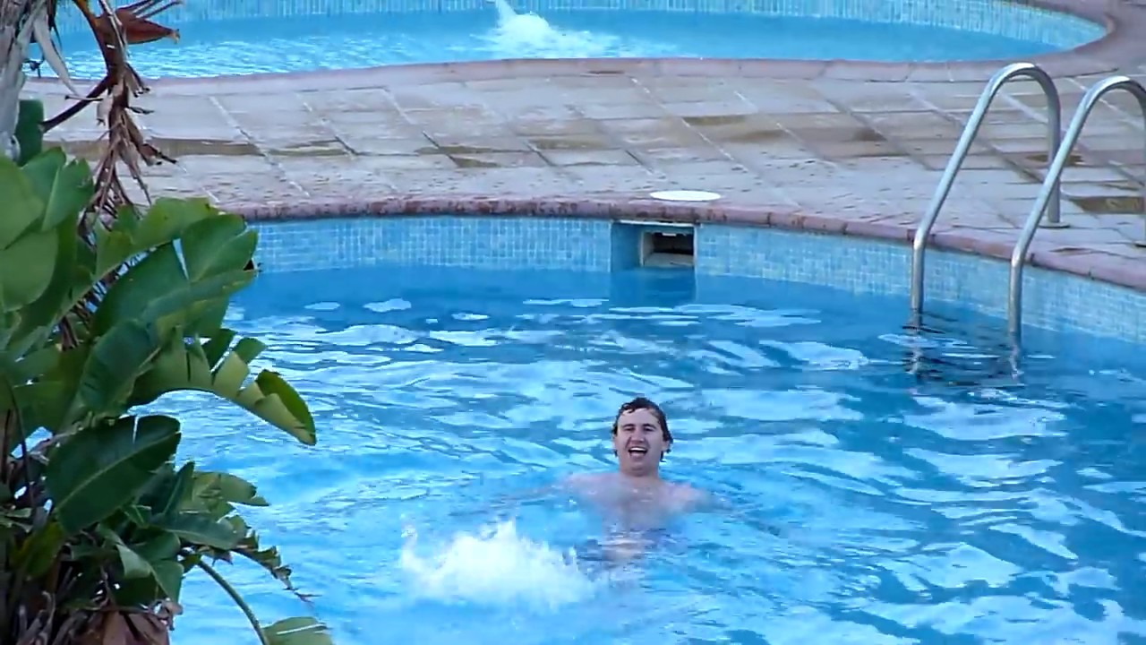 Mr Bean At The Swimming Pool The Curse Of Mr Bean Youtube