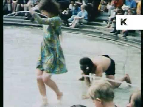 1968 Union Square New York Peace Protest, Demo