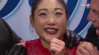 Mirai Nagasu Champion, 2018