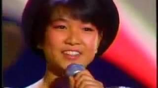 80年代アイドル 堀ちえみ リ・ボ・ン.