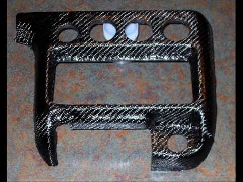 Custom Carbon Fiber Wrapping Service - AFFORDABLE & EASY