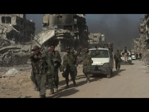 الجيش السوري يسيطر على دمشق ومحيطها بالكامل للمرة الأولى منذ ست سنوات