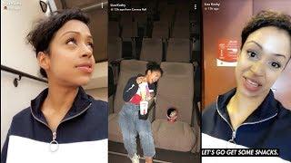 Liza koshy snapchat story | 25 May 2018