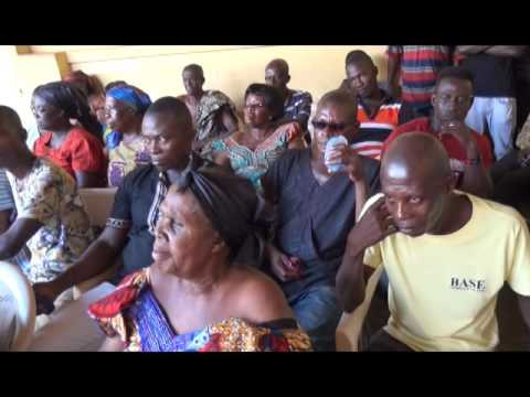 MINISTER FOR CHIEFTAINCY VISITED AKYEM KOTOKU TRADITIONAL COUNCIL