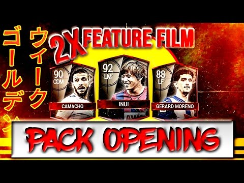 Feature Film:Kung-Fu And Superhero || Pack Opening || Fifa Mobile