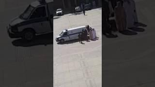 بالفيديو.. لحظات مؤثرة أثناء العفو عن قاتل في ساحة القصاص