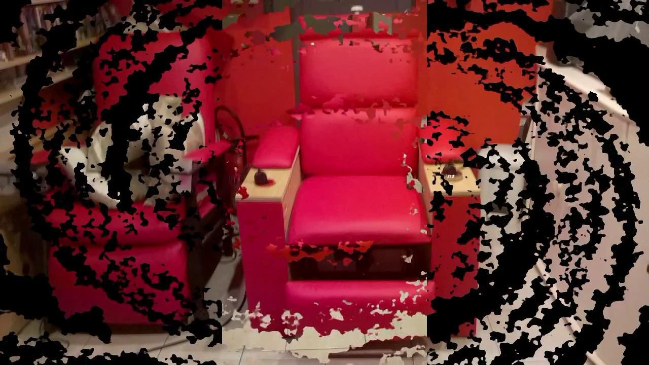 Comment fabriquer un fauteuil home cinema avec de la r cup for Comment fabriquer un fauteuil
