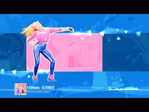Just Dance 2017 - Chiwawa (Alternative Barbie Version) - 5 Stars Gameplay (SUPERSTAR)