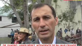 Entrevista al Intendente de Palmar Grande