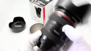 Качественная кружка объектив Canon 24-105 с крышкой блендой(Кружка в форме объектива - один из самых ярких и необычных подарков фотографу! Эту чашку объектив приятно..., 2011-12-18T09:36:07.000Z)