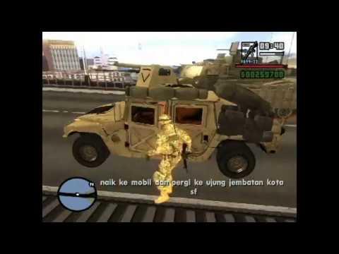 GTA SA DYOM Pertempuran Melawan Virus Zombie 2,  DYOM #2