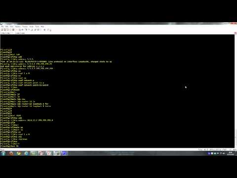Cisco MPLS pseudowire (L2 Point to Point tunnel) - YouTube