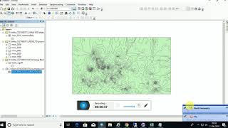 error while clipping in arcgis
