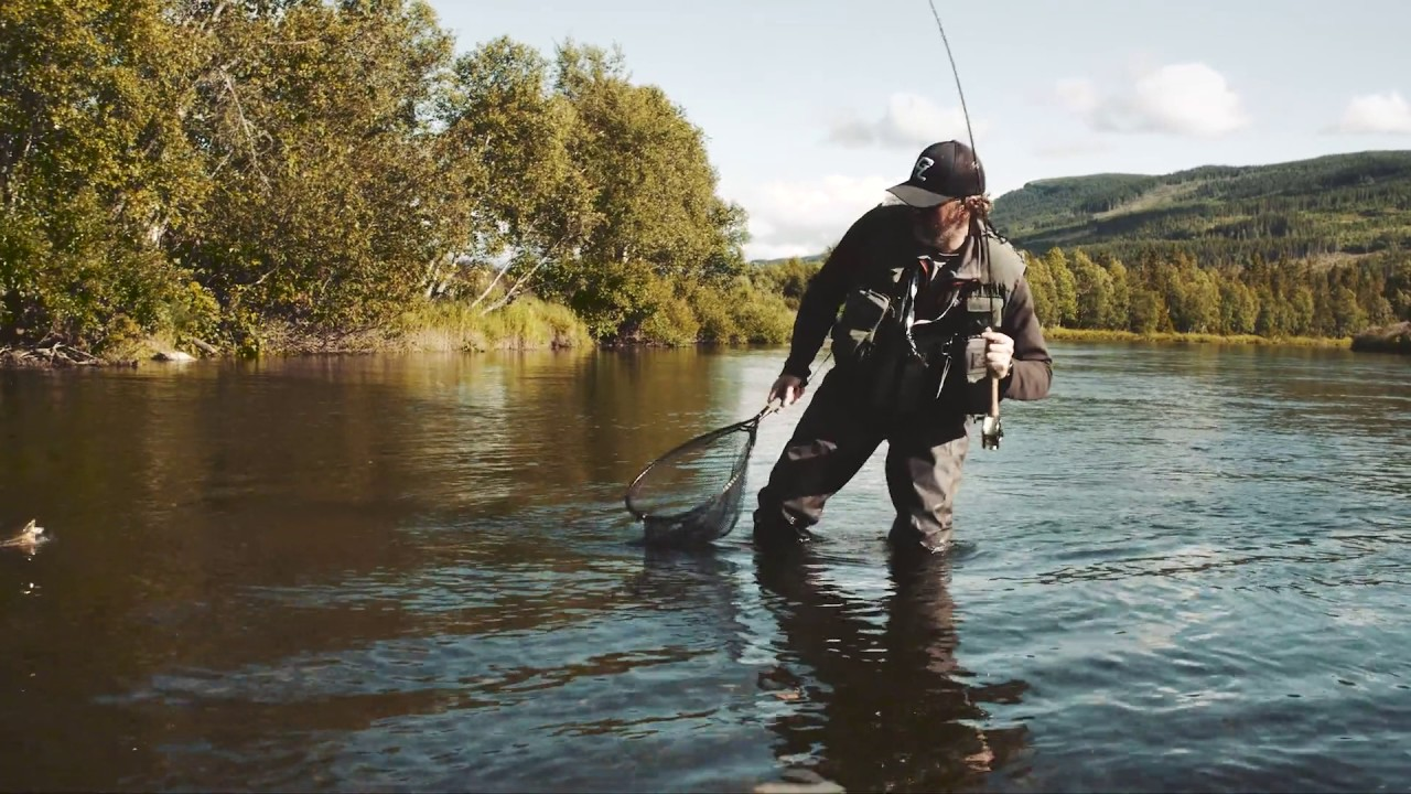 Fly fishing in hemsedal norway youtube for Fishing in norway