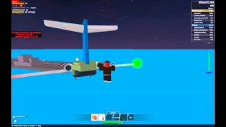 ROBLOX lets Play Some Plane game.
