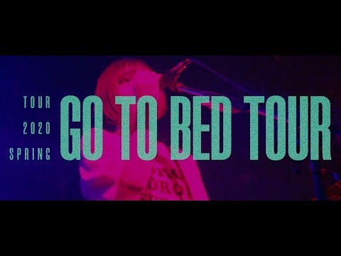PEDRO / GO TO BED TOUR [OFFICIAL TRAILER]