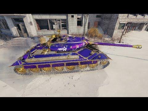 World of Tanks IS-6 (skin) - 동영상