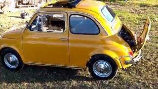 Fiat 500 tribute - La base di partenza #1