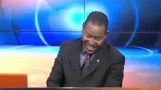 THINGS WE DO ON PRIME NEWS' HOW TO LAUGH UNCONTROLABLY - BY SWALEH MDOE