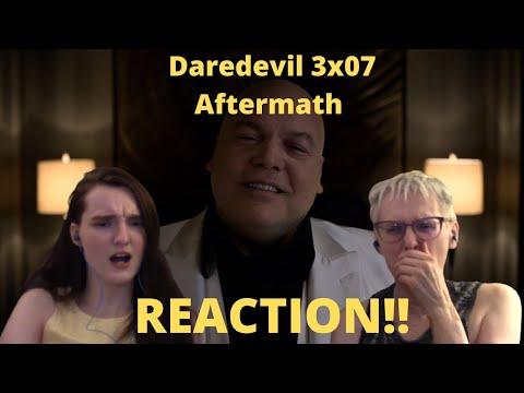 "Download Daredevil Season 3 Episode 7 ""Aftermath"" REACTION!!"