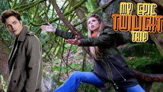 MY EPIC TWILIGHT TRIP TO FORKS