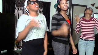 Trina Ft. Kelly Rowland- Here We Go (Me, Rene, and Vesha)