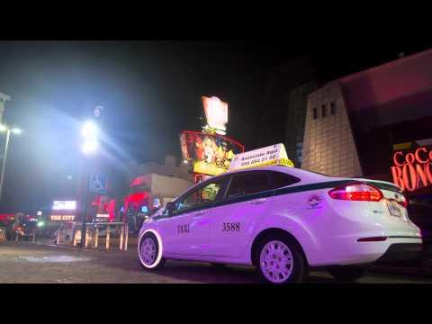Taxi Advertising Mexico - Taxi Marketing Cancun