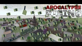 (ROBLOX) Apoc Rising Kin Tower Blowing Up (C4)