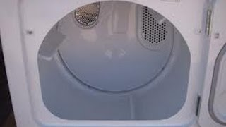 Dryer Repair (Admiral) - YouTube   Admiral Aed4475tq1 Schematic      YouTube