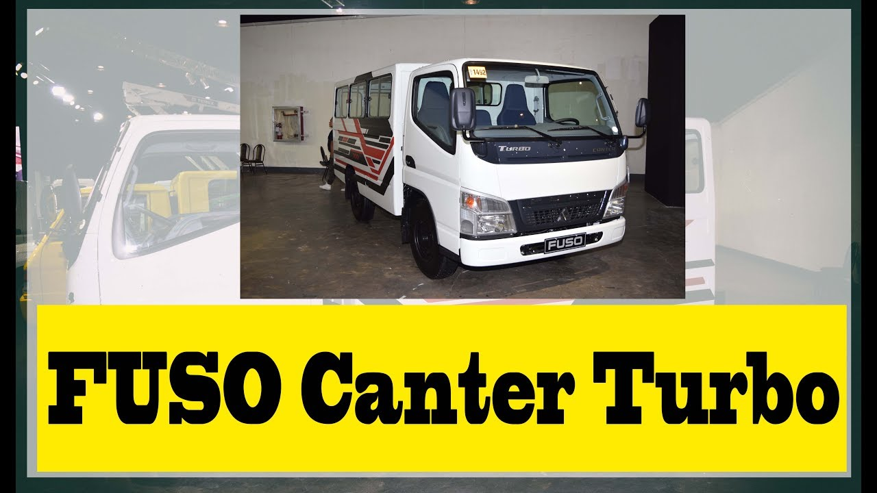 All New Mitsubishi    Fuso Canter Your Perfect Utility Business Light Truck