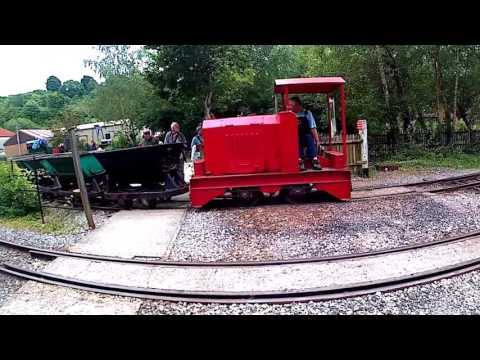 Amberley industrial narrow gauge railway  gala 9/7/2016