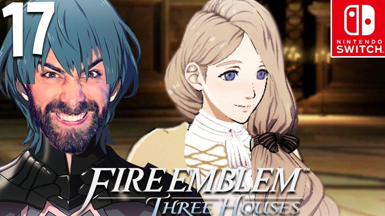 Fire emblem three houses mercedes