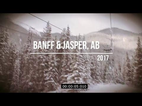 OCTOBER 2017 IN BANFF & JASPER, AB