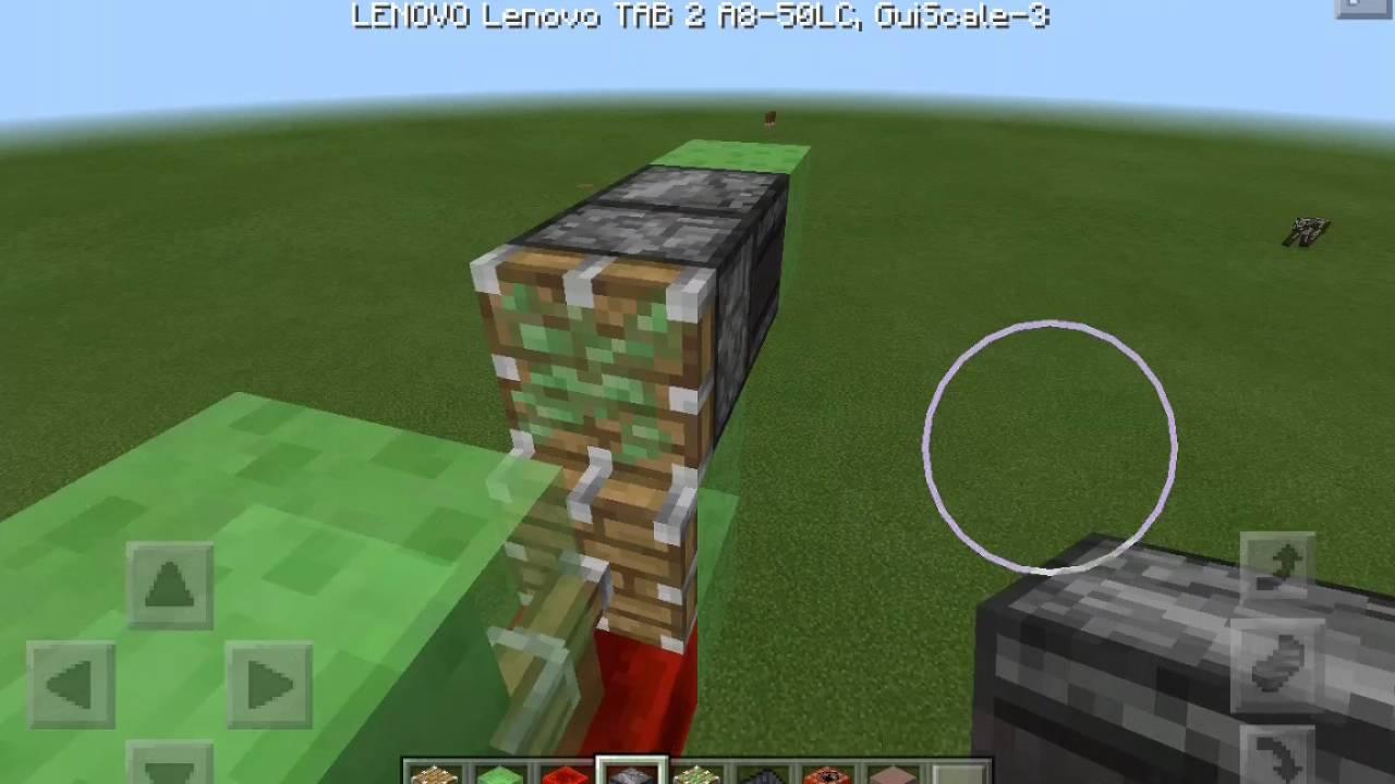 Minecraft как сделать самолёт фото 559