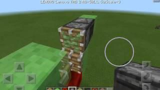 Как сделать самолет в Minecraft PE 0.15.0(, 2016-06-06T10:18:15.000Z)