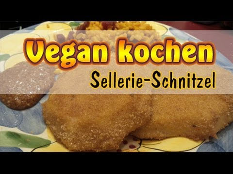 rezept sellerieschnitzel vegane schnitzel ohne soja selber machen vegan kochen youtube. Black Bedroom Furniture Sets. Home Design Ideas