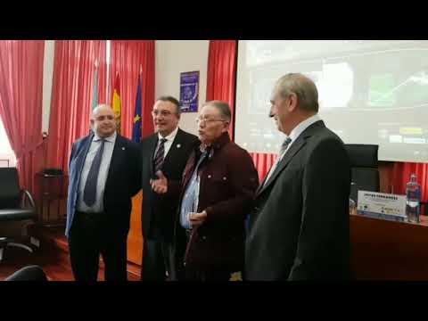 Homenaxe sorpresa ao armador burelés José Valle