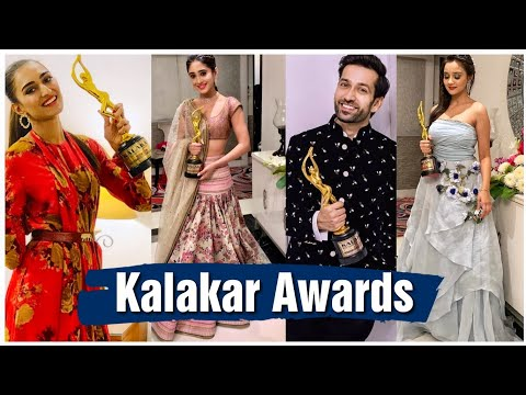Kalakar Awards 2019: Erica Fernandes, Nakuul Mehta, Arshi Khan, Shivangi Joshi & Ashi Singh Mp3