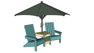 SUBSCRIBE for a new DIY video almost every single day! If you want to learn more about building double adirondack chairs, we
