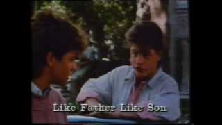 Like Father Like Son (1987) - Trailer
