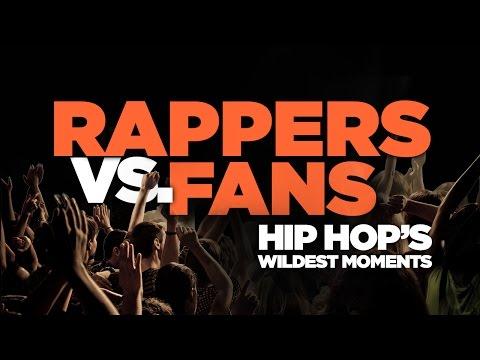 Rappers vs. Fans: Hip Hop's Wildest Moments