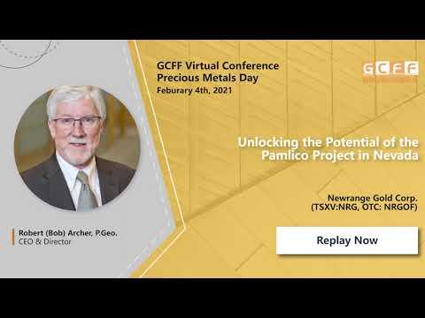 Unlocking the Potential of the Pamlico Project in Nevada: Newrange Gold Corp. (TSXV:NRG, OTC: NRGOF)