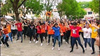 [KPOP RANDOM DANCE] AT HIGHSCHOOL IN VIETNAM - Trường THPT Chuyên Lê Khiết - Hội trại 26/3