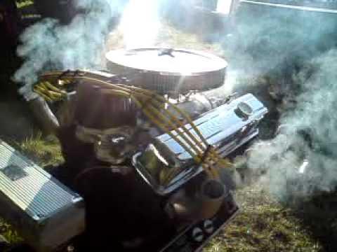 dmax grill v8