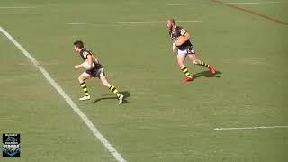 Bathurst Panthers V Oberon Tigers 1st Division  Round 16 2018 2nd  Half
