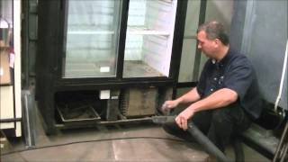 Cleaning your condenser
