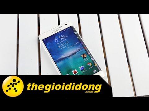 Đánh giá Samsung Galaxy Note Edge | www.thegioididong.com