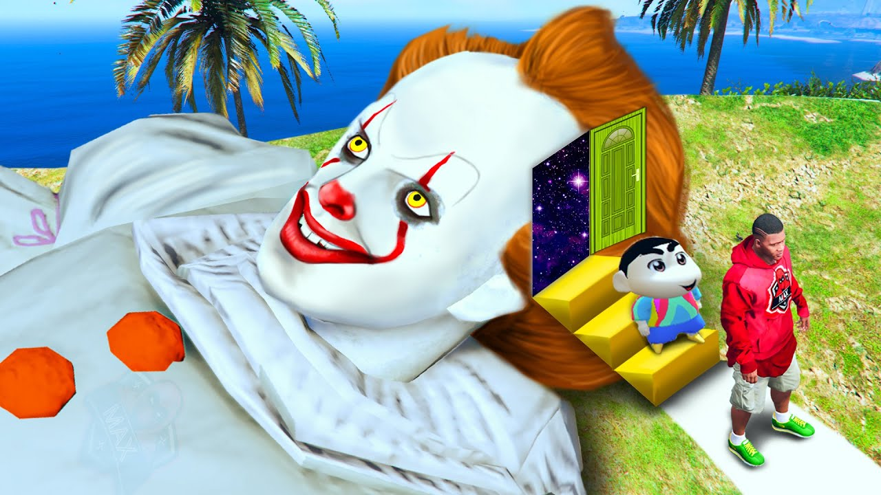 Download What's Inside PENNYWISE Head In GTA 5?! (Mods)